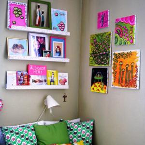 hiasan dinding kamar tidur