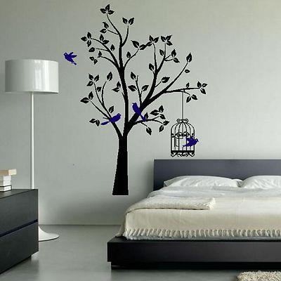 hiasan dinding kamar tidur - desain rumah minimalis