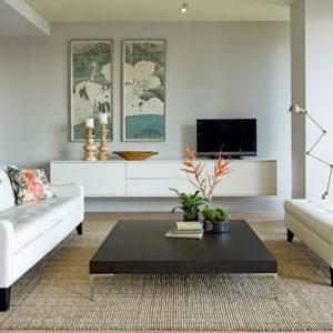 Contoh Desain Ruang Tamu Minimalis Simple Namun Tetap Nyaman