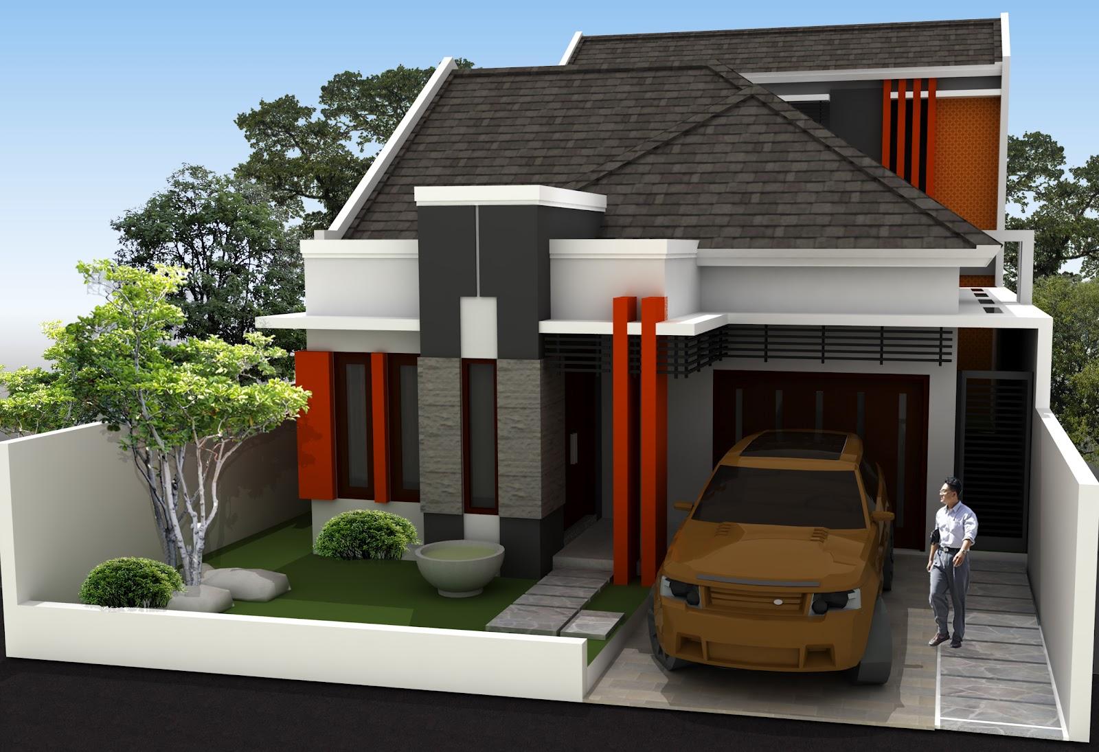 Desain Rumah Minimalis Type 60 & Desain Rumah Minimalis Type 60 15 - Desain Rumah Minimalis