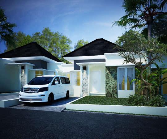 20 desain rumah minimalis type 60 indah dan modern