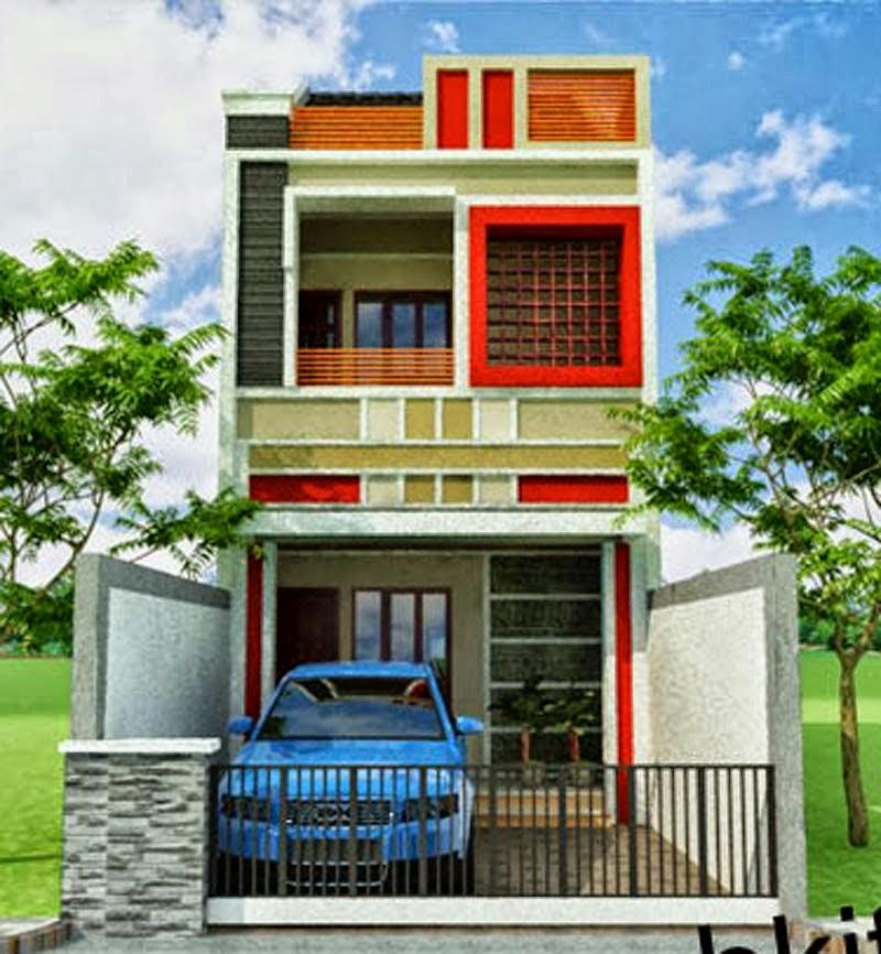Gambar Rumah Minimalis 2 Lantai Type 21 & Gambar Rumah Minimalis 2 Lantai Type 21 6 - Desain Rumah Minimalis