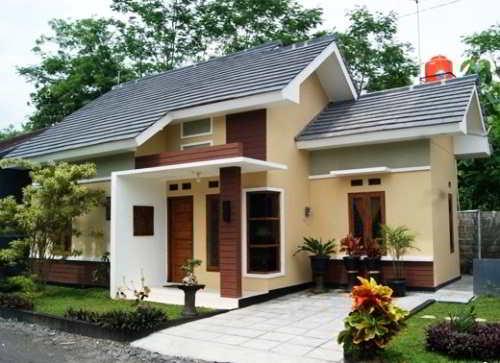 Model Rumah Idaman Sederhana Di Desa 10 Desain Rumah Minimalis