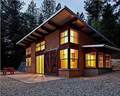 model rumah idaman sederhana di desa 8 - desain rumah