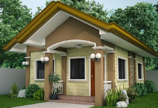 Model Rumah Idaman Sederhana Di Desa kampung - Desain ...