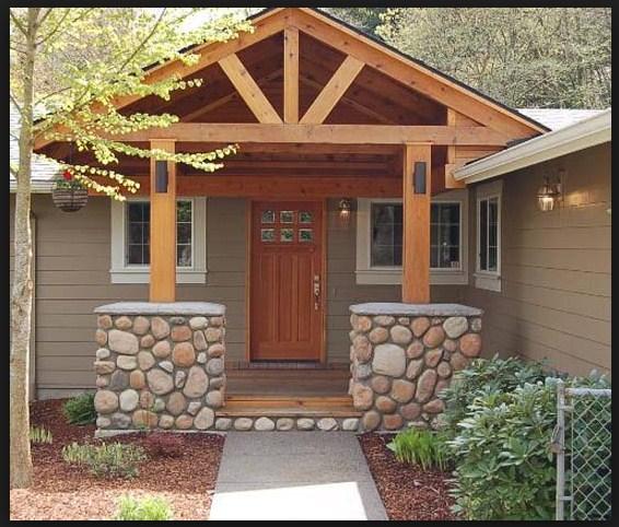Model Teras Rumah Keren  model rumah desa model rumah terbaru model rumah terbaru