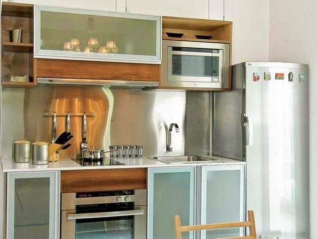 Desain Dapur Sederhana Tanpa Kitchen Set 6 Desain Rumah Minimalis