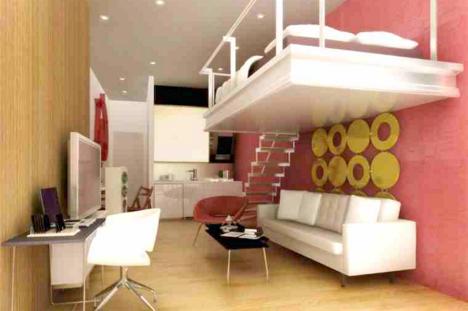 desain kamar tidur minimalis remaja - desain rumah minimalis