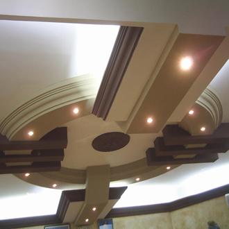 Model Plafon Ruang Tamu Sederhana Terbaru Desain Rumah