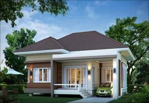 Rumah Idaman Sederhana Di Kampung Desain Rumah Minimalis