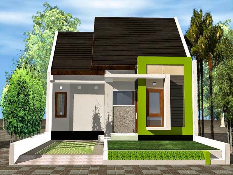 10 Bentuk Rumah Sederhana Ukuran 6x9 Terbaru Keren Desain Rumah