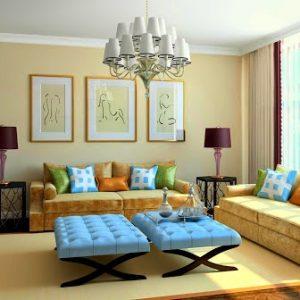 Dekorasi Ruang Tamu Minimalis