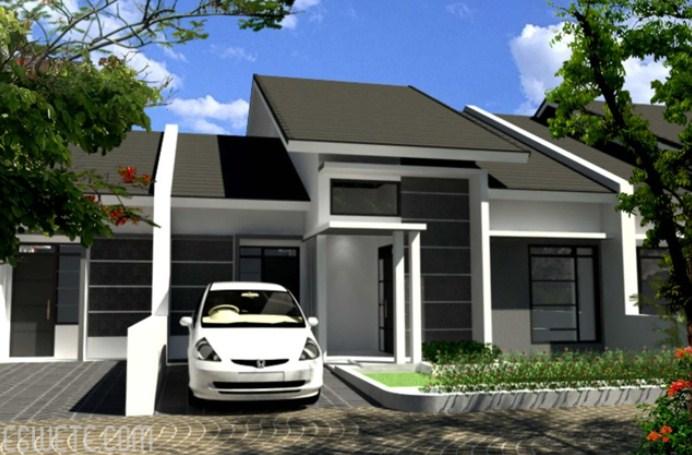 Model Rumah Sederhana Di Kampung 4 Desain Rumah Minimalis