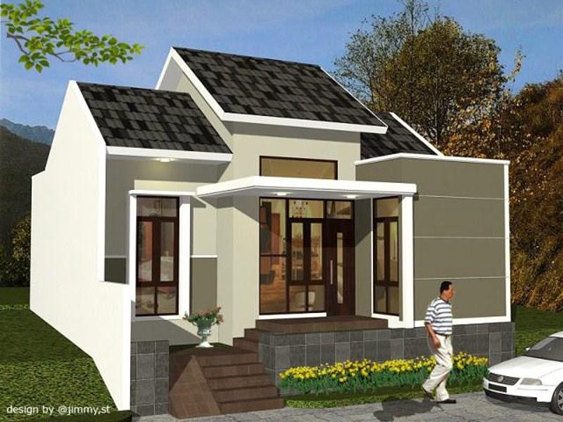 10 Model Rumah Sederhana Di Kampung Terbaru 2020