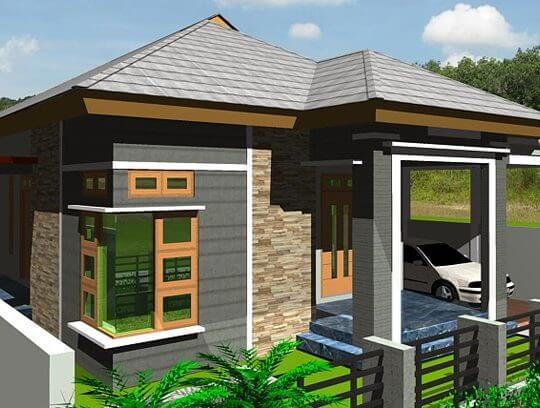 Model Teras Rumah Masa Kini 1 Desain Rumah Minimalis