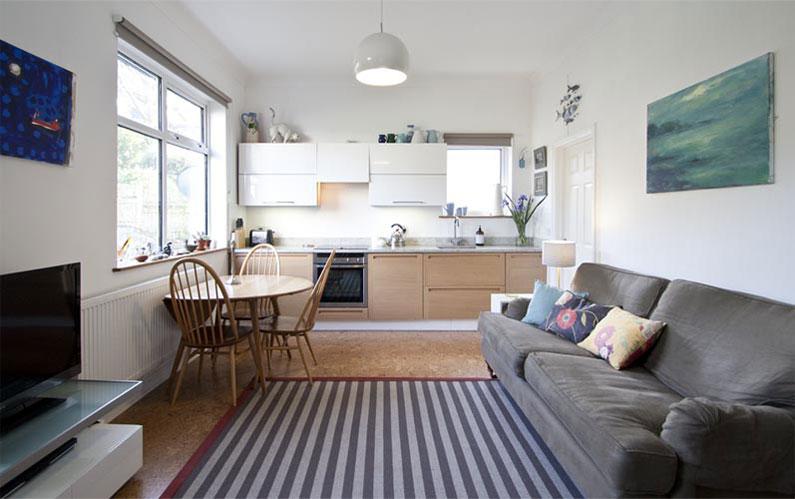 Image Result For Ruang Keluarga Langsung Dapur