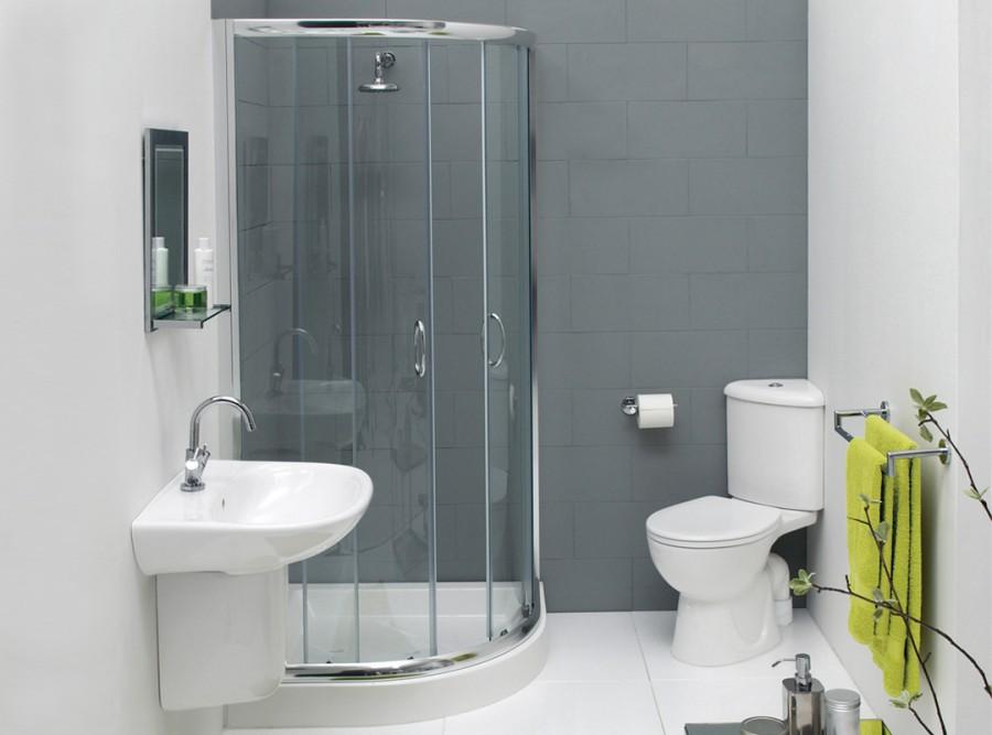 Desain Kamar Mandi Minimalis Tanpa Bathup