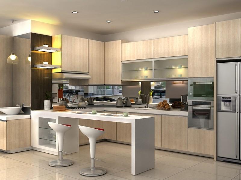 Daftar Harga Kitchen Set Minimalis Murah Paling Mewah Jpg