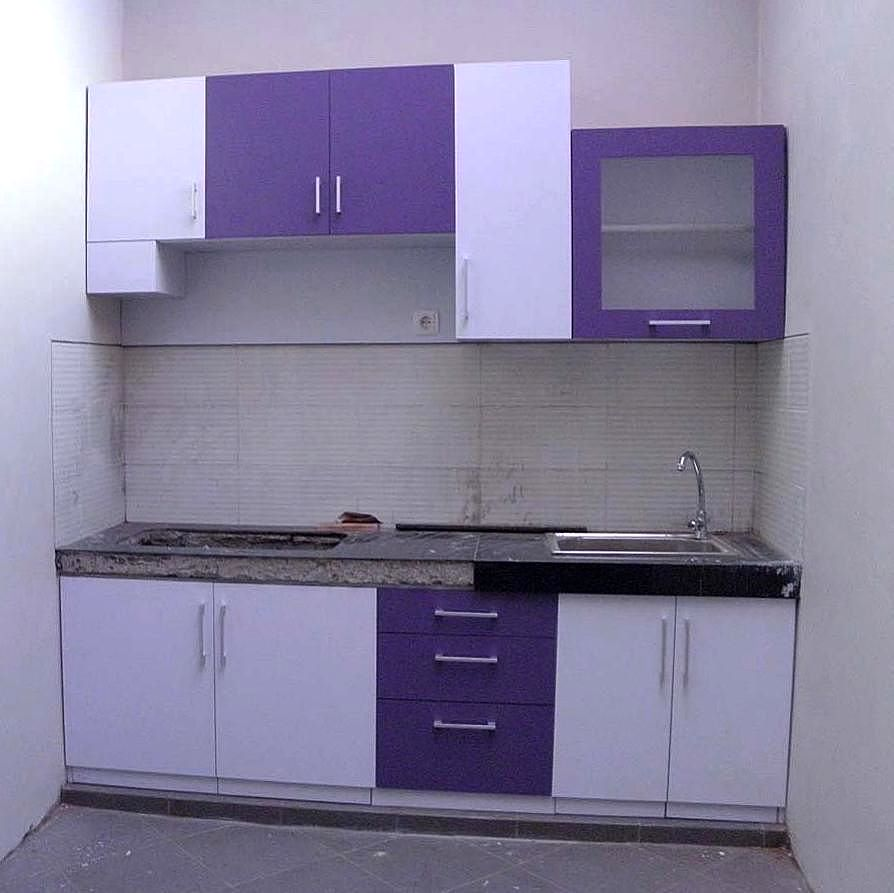 Daftar harga kitchen set minimalis murah terbaru 2018 for Kitchen set jadi murah