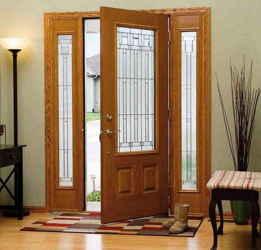 20 Pintu Rumah Minimalis 2 Pintu Besar Kecil