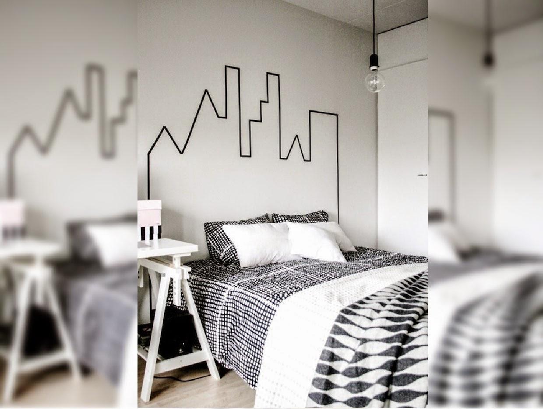 cara membuat hiasan dinding kamar buatan sendiri
