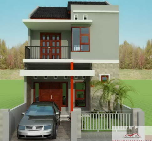 Biaya Bangun Rumah Minimalis 2 Lantai Type 21 1 Desain Rumah Minimalis