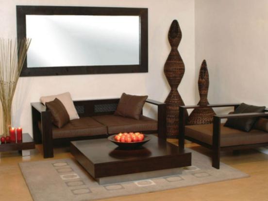 Model kursi ruang tamu sempit