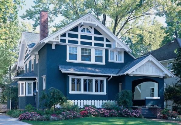 25 Desain Rumah Mewah Eropa Modern Dan Klasik