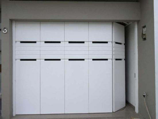 Contoh Pintu Besi Untuk Toko - Pagar Rumah