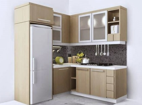50 Model Kitchen Set Minimalis Dapur Kecil Modern Sederhana 3