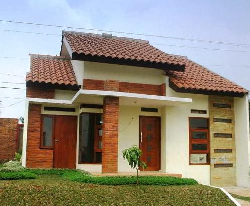 50+ Contoh Rumah Minimalis Sederhana Model Terbaru