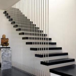 50 Desain Tangga Minimalis Di Ruangan Sempit Paling Unik