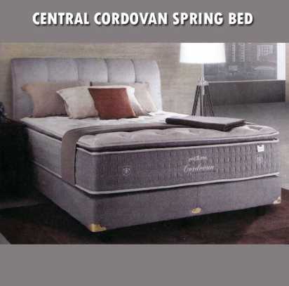 Harga Kasur Spring Bed Merk Central Murah Terbaru